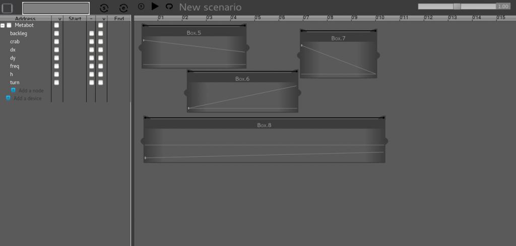 L'interface d'i-score - Crédit Jean-Michaël Celerier
